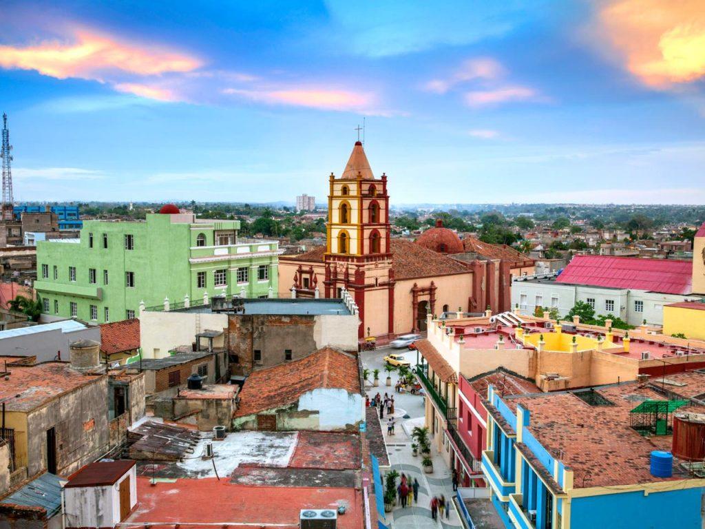 Journey to Cuba