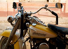 Marinas, Motorcycles & More Thrills