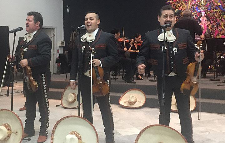 Mariachis los Camperos de Nati Cano Concert with Cultural Explorations Cuba