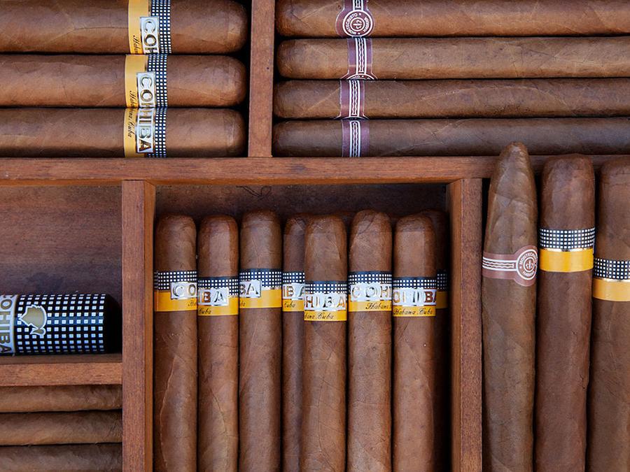 Cigar & Rum