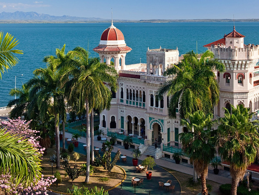 Highlights of Cienfuegos Tour