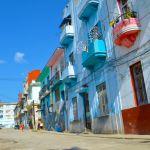 Cuba streetscape