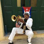 Local musician, Cuba