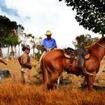 Horseback riding in Cuba