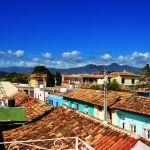 Cuban rooftops