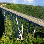 Cuba bridge