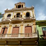 Buildings in Cuba